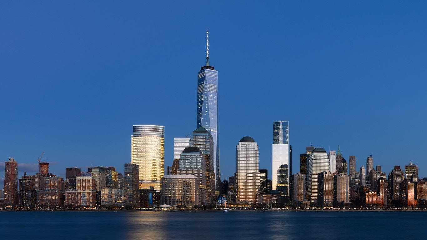 والپیپر اچ دی شهر منهتن